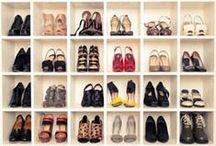Closet Organization / by Katie Anne