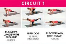 Total Body Circuit  / by Katie Anne