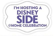 #DisneySide @ Home Celebrations / by Disney Sisters