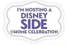 #DisneySide @ Home Celebrations