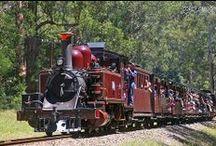 Trains & Light Rail