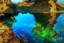 Touring Aust., Pac. Islands & NZ