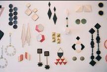 earrings. / by Emily Irby