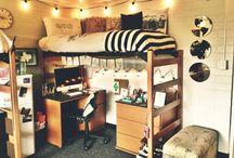 Dorm Rooms / by Danielle Stratman