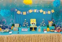 Taylor's Birthday Party / Sponge Bob Birthday Party