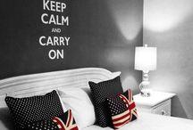 U.K. Bedroom