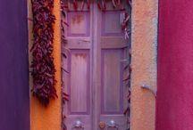 Doors.... / Urban art, siempre para entrar en un mundo bueno!