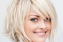 Hairstyles / by Lindsay Klinkerfuss