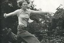 Flâneur Rurale ~ Femme