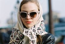 Pretty scarf addiction