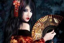 Asian / by Felissa Elfenbein (TwoLittleCavaliers)