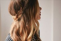 Beautiful Hair Styles /   / by Jessica Showalter