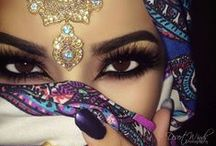 Make-up Ideas / Why be boring???Trying out fresh styles stops ya getting in a rutt.