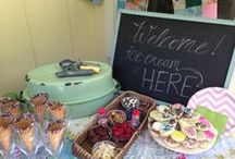 Party ideas / party planning, party decor, party styling,