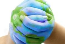 Earthday Crafts & Ideas / Eco friendly and green. Earth Day, Arbor Day, Eco Celebration Ideas to Celebrate Earth and Nature - Be a Planetpal!Green DIY, Recycle eco friendly crafts, foods, ideas .  DIY Upcycle, recycle, and repurpose Planetpals Way!