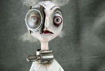 Dolls with attitude