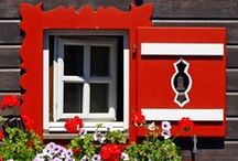 Shutters | Spaletták | Fensterladen