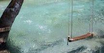 Swings | Hinták | Schaukeln