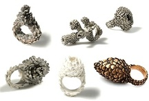 gnar#rings / ahhhhhhhh organic shapes and inspiration : im learning / by BRitty xx!