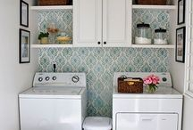 Laundry Room Inspiration  / by Jessica Showalter
