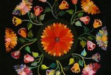 Quilting & Needlework / Quilting and embroidery ideas