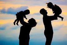 Photo Inspiration - Family | Fotó inspirációk - család | Fotoinsipration - Familie / by Nanon // NanonArt