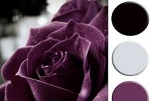 Grey & Purple | Szürke & lila | Grau & lila
