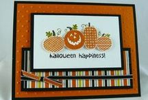 stampin up Halloween ideas / by Stampin up with Darci