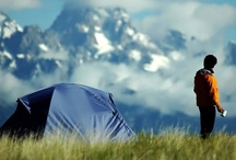 Camping & Backpacking Ideas / by Jessica Showalter