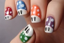 Nail Art / by Claire Goucher