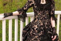 My Steampunk Costume Wishlist / by Sally-Ann Livingston