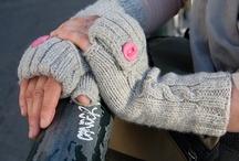 Knitted gloves | Kötött kesztyűk | Gestrickte Handschuhe