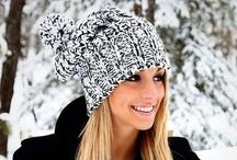 Knitted hats | Kötött sapkák | Gestrickte Mützen