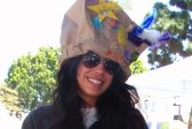 Green Mardi Gras / Green DIY, Recycle eco friendly ideas, crafts, food for Mardi Gras, Gasparilla, Carnivale