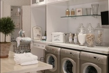 Dream Laundry Rooms / by Angelique Duseigne