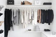 Pretty closets