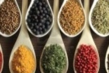 Healthy Spices / Information about and recipes that include the most important and healthiest spices for a healthy diet and well being. The five healthiest spices are considerred to be Turmeric, Cayenne Pepper, Garlic, Cinnamon, Ginger.  Cancer fighters as well as other Illnesses