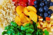 Vegan Diet / Vegan recipes that are healthy. Vegetarian information and info graphics. Informative and yummy, too.