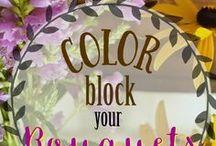 Floral Arranging / Floral arranging, florals, styling, arrangements, nature, natural elements, flowers, garden flowers, vegetables