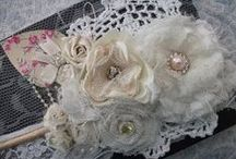 D.I.Y Flowers / Flowers of all styles that can be made by hand......Easy!