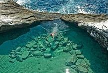 Doğa harikası havuzlar&natural pools