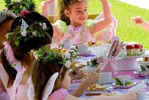 Little Girls & Tea Parties! / What's this board about? Well...little girls & tea parties!