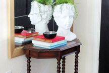 Dining Room/Entryway Inspiration / by Jessica Showalter