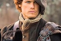 Outlander / I can't get enough of the Outlander books....