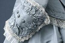 Historical & vintage dresses | Régi ruhák