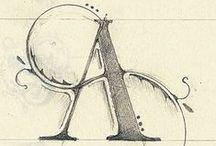 Calligraphy | Kalligráfia | Kalligraphie
