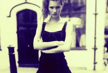 shoot / Kate moss 90's film (casual)