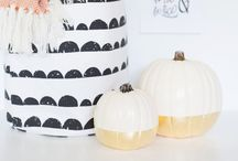 Pretty Halloween projects