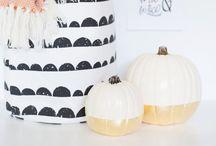 Pretty Halloween projects