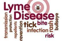 Lyme Disease / Lyme Disease Options, diets, tips, natural remedies.